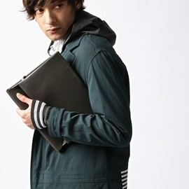 ED ROBERT JUDSON - 【ED ROBERT JUDSON × JOINTRUST】 LEATHER CLTCH BAG