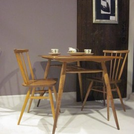 ERCOL - DINING TABLE