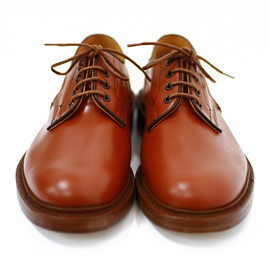 Tricker's - Tricker's Woodstock(M5636)- Moccasin Brown Leather 01