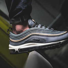 NIKE - Air Max 97 Premium - Cool Grey/Deep Pewter/Mushroom/Sail