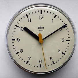 BRAUN - WALL CLOCK