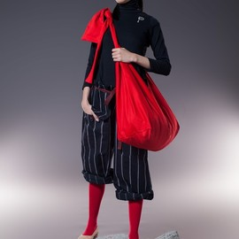 YAB-YUM - 2013FW red bag