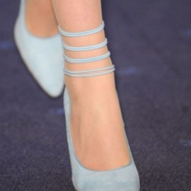 Chanel - baby blue.