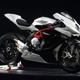 MV Agusta - F3 800 Revealed 2014