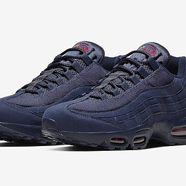 NIKE - Air Max 95 SC Jewel - Navy/Red