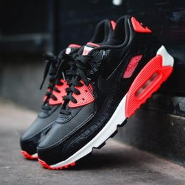 Nike - NIKE AIR MAX 90 INFRARED CROCODILE