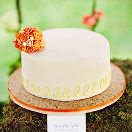Elegant Secret Garden First Birthday