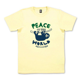 Design Tshirts Store graniph - Peace in the World