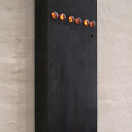 BDDW - NIXIE WALL CLOCK