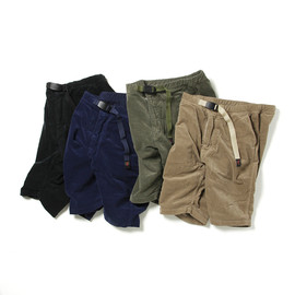 nonnative - CLIMBER EASY SHORTS OVERDYED C/P CORD STRETCH BY GRAMICCI