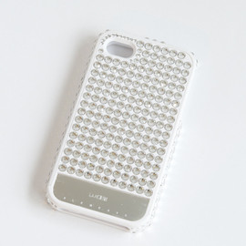 Lucien Elements - First Edition iPhone4 Case (White)