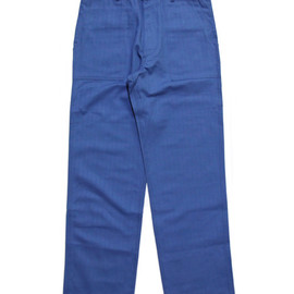 Engineered Garments - Workaday French Blue Fatigue Pants