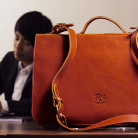 IL BISONTE - mens bag