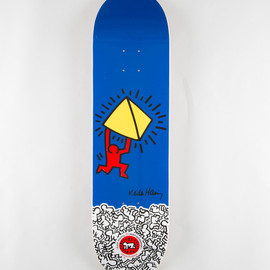 Keith Haring - Keith Haring x Alien Workshop - Omar Salazar