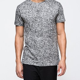 CHEAP MONDAY - Hypno Tee TV Fuzz - Grey