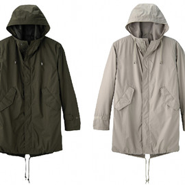 UNIQLO - Fishtail Parka