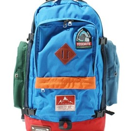 Kelty - 60th Back Pack wing