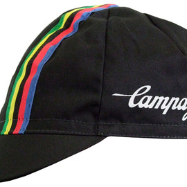 Campagnolo - Retro World Champ Stripes Cycling Cotton Cap
