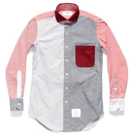 Thom Browne - Colorblock shirt
