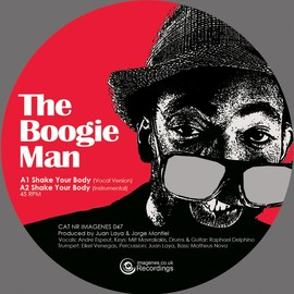The Boogie Man - Shake Your Body EP