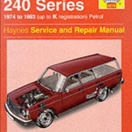 Robert Maddox (著), Steve Churchill (著) - Volvo 240 Series Service and Repair Manual