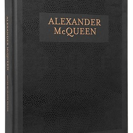 Abrams - Alexander McQueen edited by Claire Wilcox hardcover book