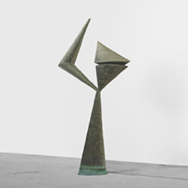 Harry Bertoia - untitled (Welded Form)