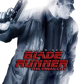 Ridley Scott - Blade Runner (BD steel book design - Amazon limited)