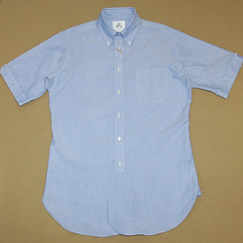 BLACK FLEECE BY Brooks Brothers - BD Oxford Shirt (Blue)