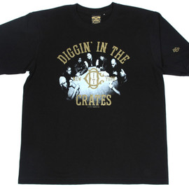 D.I.T.C. x BBP  The Crate  Tee