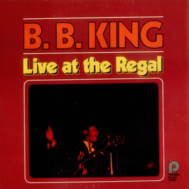 B.B. KING, ビービー・キング - LIVE AT THE REGAL