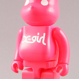 X-girl - BE@RBRICK 400%