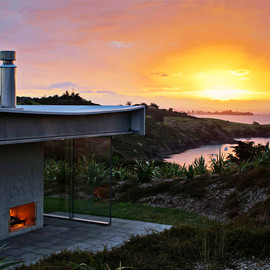 Oruawharo Beach House, Great Barrier Island, New Realand