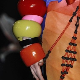 Christian Lacroix - TRIBAL BANGLES/Christian Lacroix Spring 2009