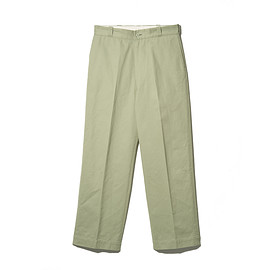 BIGYANK WORK CLOTHING - YANKSHIRE MIL SPEC COLLECTION M63 CHINO PANTS