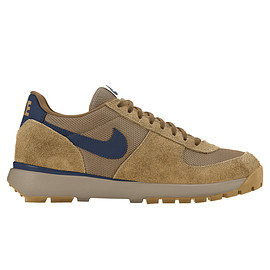 NIKE - Lavadome Ultra - Metallic Gold/Midnight Navy/Golden Beige/Khaki/Sail