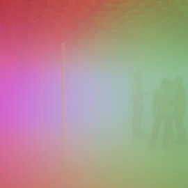 Olafur Eliasson - Your atmospheric colour atlas