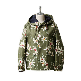 beautiful people - mackintosh aloha flower pt. parka