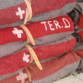Deken - Swiss Military Blanket