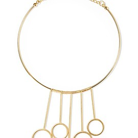 Marni - Gold-plated necklace