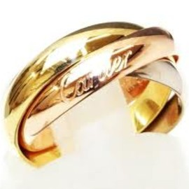 Cartier - TRINITY RING, CLASSIC MODEL