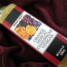 Trader Joe's - Orange Muscat Champagne Vinegar