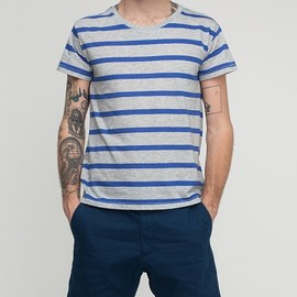 CHEAP MONDAY - Alex Stripe Tee