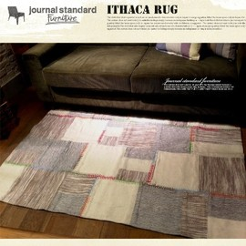 journal standard Furniture - ITHACA RUG COTTON