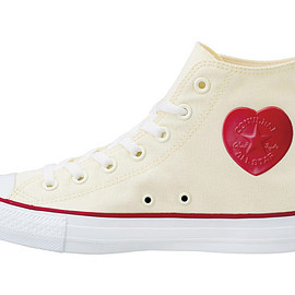 CONVERSE, CHUCKS SISTERS - ALL STAR HEARTPATCH HI PRICE