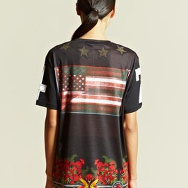 Givenchy - Printed T-shirt