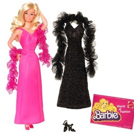 Barbie - Barbie My Favorite Time Capsule 1977 Superstar Doll