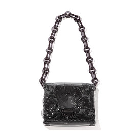 mame - Vinyl Chloride Long Chain Bag