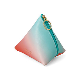 HIGHTIDE - TRANSIENCE Triangle Pouch / Mint