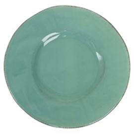 rice - dinnerplate in jade green Italian Tableware from RICE